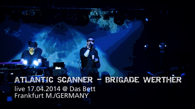 Video BW live at Zoth Ommog Festival 2014 performing Atlantic Scanner