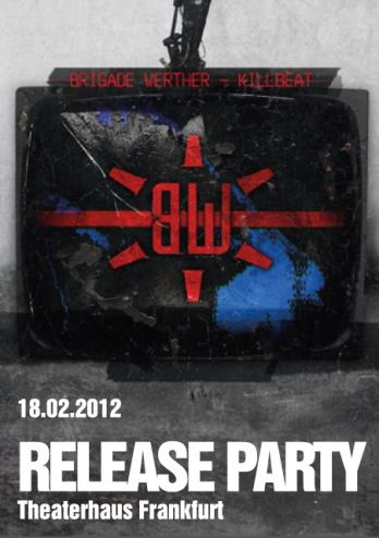 KILLBEAT - Release Party at Theaterhaus Frankfurt